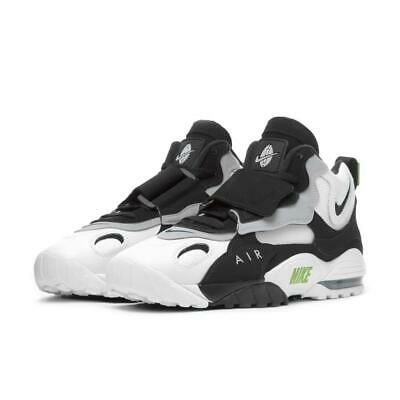 finest selection 1e40d 4f9d2 Nike Air Max Speed Turf Green Black White Grey Shoes 525225-103