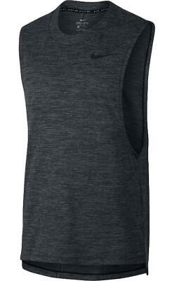 3ea88f82d9e7cb NIKE RUN DIVISION Element Men s Sleeveless Running Hoodie L Gray ...