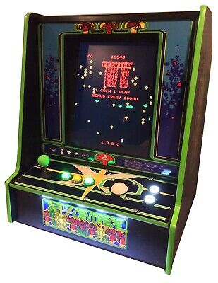 CENTIPEDE BARTOP ARCADE Machine 60 Games Real Jamma With Trackball