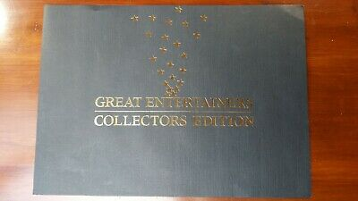 Great Entertainers Collectors Edition Stamps Elvis Presley