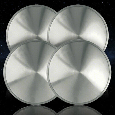 """4-pack of 15"""" Push-on Polished Hubcaps - ARFH343"""