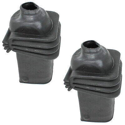 [DF2R5413S] 2X Rubber Steering Boot 6713898 Fits Bobcat 753 863 963 S150 S250