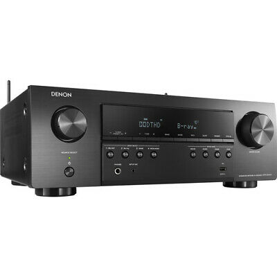 Denon AVR-S640H 5 Channel 4K Ultra HD Receiver