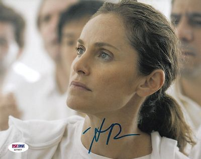Amy Brenneman HAND SIGNED Judging Amy AUTOGRAPHED 8x10 Photo PSA/DNA COA