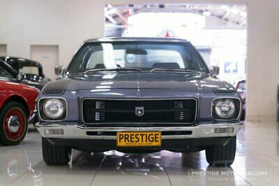 1972 Holden Belmont HQ Ultra Violet Automatic 3sp A Sedan