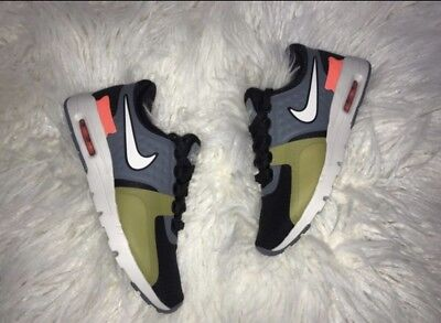 NIKE WOMENS AIR Max Zero Si Shoes Sneakers Multi Color All
