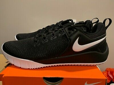 1fd311c51c532 Nike Women s Zoom Hyperace 2 Volleyball   Court Shoes Black-White - New In  Box