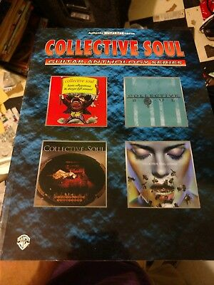 Collective Soul (Guitar Anthology)