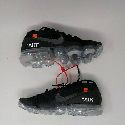buy online b2c0c 5326a off White x nike air vapormax black Part 2. Mint Condition! Size 9 Mens