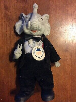 1984 Republican Convention Porcelin Elephant