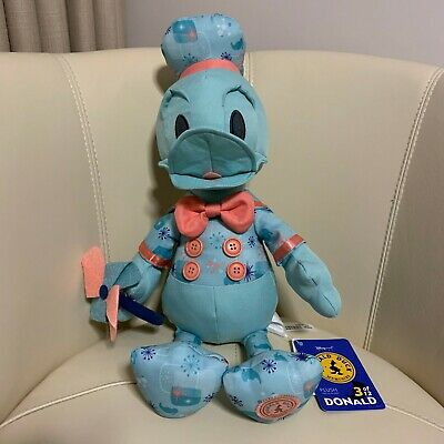 NWT Donald Duck Memories Plush March month Disney Store Limited Release