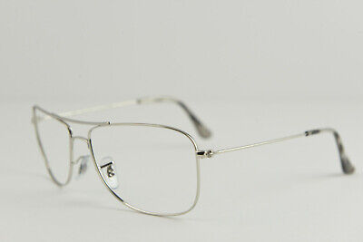e2fd24b6f1c RAY-BAN NO LENS aviator sunglasses frame RB 3543 003 5J 59-16 3P ...