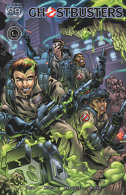 ghostbusters digital comic collection