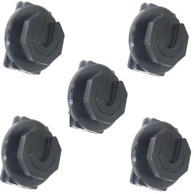5 x Klick Fast battery bracket for Motorola DP3400 and DP4400 radios S005