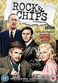 Rock And Chips Dvd Nicholas Lyndhurst Brand New & Factory Sealed