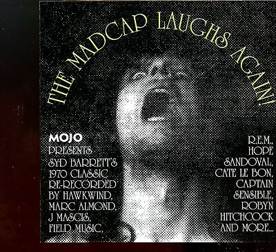 Mojo Magazine CD / March 2010 - The Madcap Laughs Again - MINT
