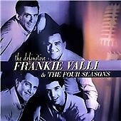 FRANKIE VALLI  & AND THE 4 FOUR SEASONS - Very Best Of - Greatest Hits CD NEW