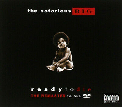 151619 Notorious B.I.G. (The) - Ready To Die (Cd+Dvd) (CD) |Nuevo|