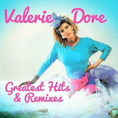182545 Valerie Dore - Greatest Hits & Remixes (CD) |Nuevo|