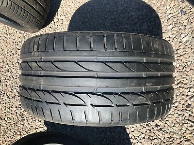 Part Worn Tyres 1x 275/30/19 Summer 1x Bridgestone Potenza s001 96Y