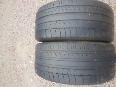 Part Worn Tyres 2x 265/35/21 Summer 2x Michelin Pilot Super Sport PS 2 101 Y EL