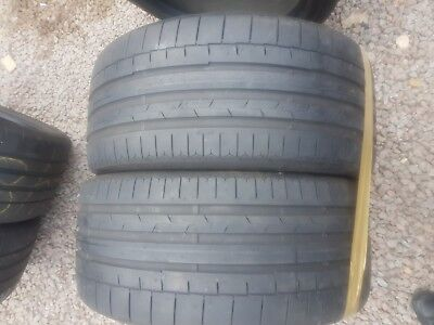 Part Worn Tyre 2x 255/30/20, Continental ContiSportContact 6 92Y EL XL