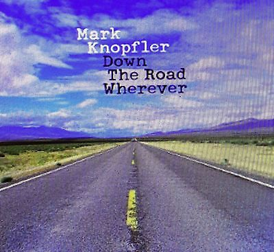 Down the Road Wherever by Mark Knopfler CD