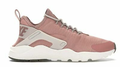 1142b70e1902d Nike Air Huarache Run Ultra 819151-603 Pink Particle Women Size 7 Free  Shipping!