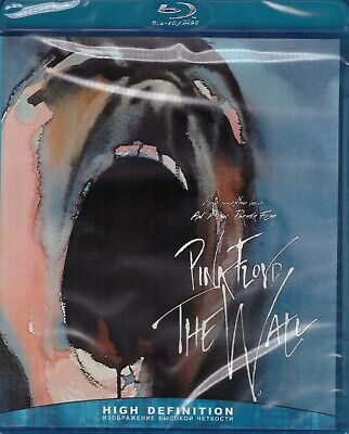 Pink Floyd The Wall Blu-Ray Disc New Sealed