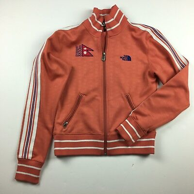 a5b3a23cfa The North Face Womens A5 Series Everest 8850M Full Zip Track Jacket Size  Small S