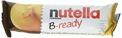 Nutella B-Ready Biscuits, 22 g, Pack of 36