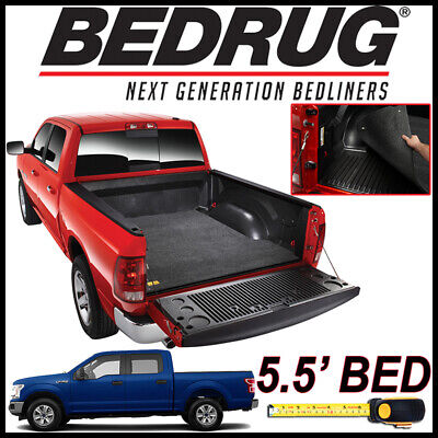 BedRug Classic Bed Mat Truck Liner for 2015-2019 Ford F-150 WITH 5.5 FT. BED