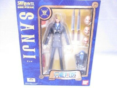 S.H.Figuarts One Piece SANJI Action Figure BANDAI TAMASHII NATIONS from Japan