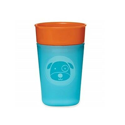 Skip Hop Zoo 9 Ounce Turn and Learn Training Cup - Dog