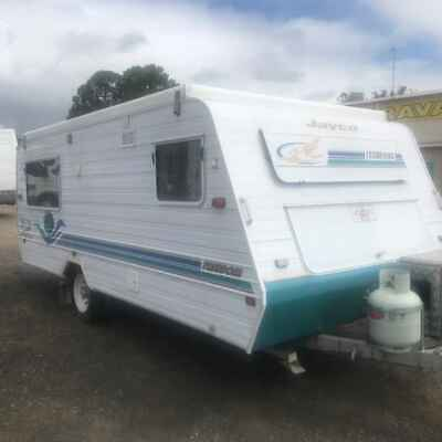 JAYCO FREEDOM POP TOP 15ft