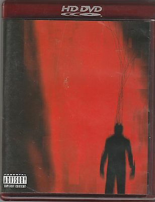NINE INCH NAILS -  Live Beside You In Time HD-DVD Promo 2007 Interscope OOP!
