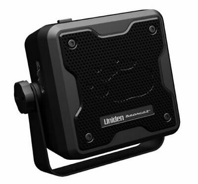 Uniden Bc23A 15 Watt Amplified Extension Speaker  Suit Uhf Radios In Vehicle