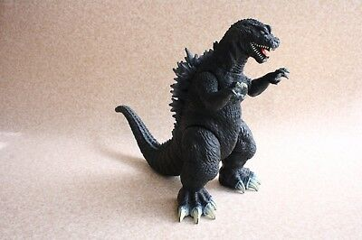Bandai Godzilla Figure White Eyes Monster Kaiju 2001 2002 Toho Movie
