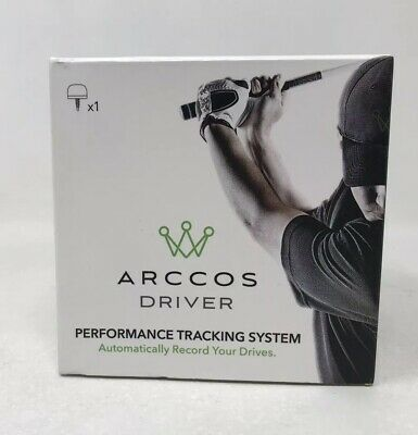ARCCOS DRIVER Performance Tracking System/NEW IN BOX/FREE SHIPPING!!