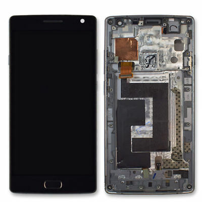Oneplus 2 LCD Display Touch Screen Digitizer Assembly Oneplus 2 LCD With Frame