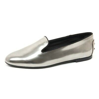 Women 54190 Bassa Mocassino Tod's Gomma Loafer Shoes Donna Scarpa 8n0PkOw