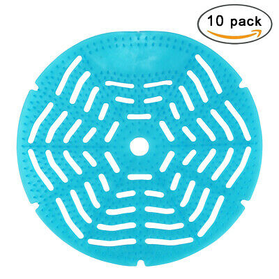 10pcs Urinary Screen Air Freshener Splash Protector For Urinal Smell Fragrant