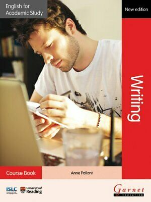 English for Academic Study: Writing Course Book - 2012 Edition by Pallant New..