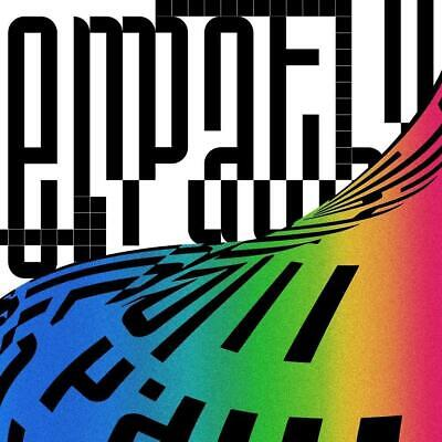 NCT - NCT 2018 EMPATHY [Random ver.] CD+Folded Poster+Free Gift+Tracking no.