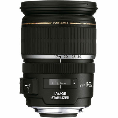 NEW - Canon EF-S 17-55mm f/2.8 IS USM Lens