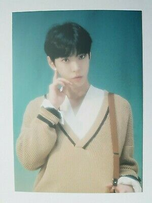 "K-POP NCT 2018 1ST Album ""EMPATHY"" Official DOYOUNG POSTCARD"