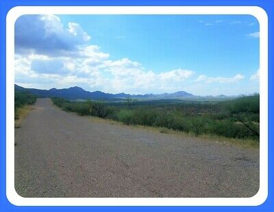Gorgeous Scenic Lot~Tubac/rio Rico Arizona~Paved, Power, Water, Actual Pictures