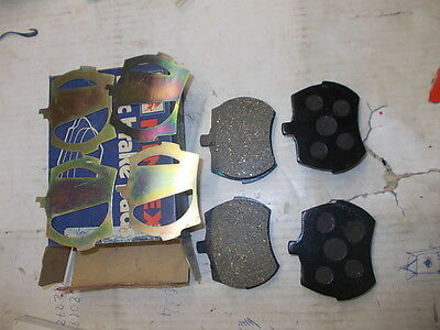 Pads Brakes Front Austin Mini Gt Healey Sprite Tr7 Front Brake Pads