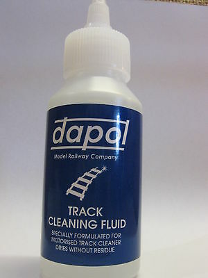 Dapol B805 -100ml Motorised Track Cleaner (B800) Cleaning Fluid - Tracked48 Post