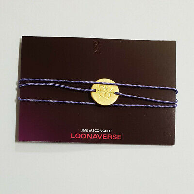 Wrist Band Official MD Loona Loonaverse Concert